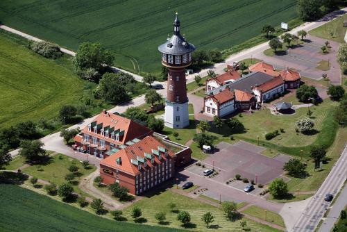 Turmhotel Schwedt, Uckermark