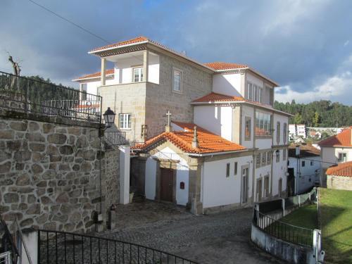Hotel Solar da Capela, São Pedro do Sul