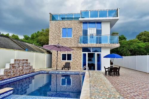 Cabanas Villa Antonella Covenas, Tolú