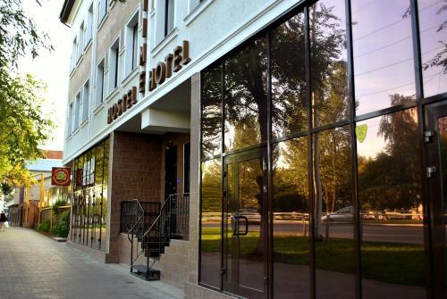 Time hotel, Samara