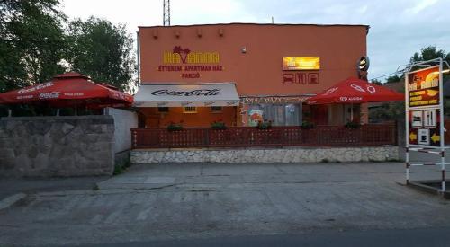 Havanna Apartmanhaz, Ózdi