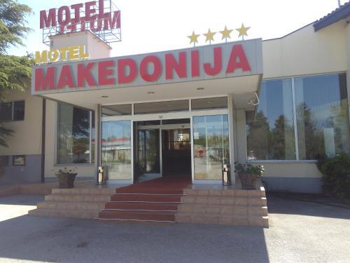 Motel Makedonija,