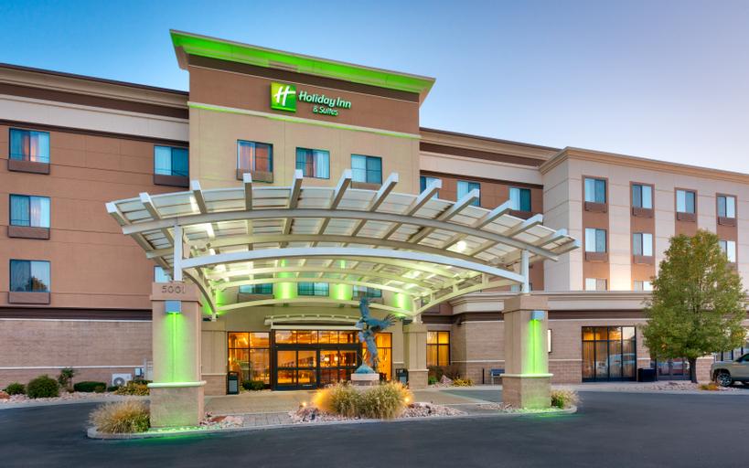 Holiday Inn Hotel and Suites Salt Lake City Airpor, Salt Lake