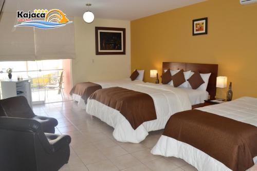 Kajaca Suite Hotel, Huaura