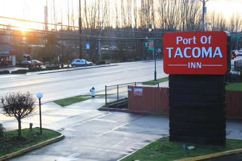 Port of Tacoma Inn, Pierce