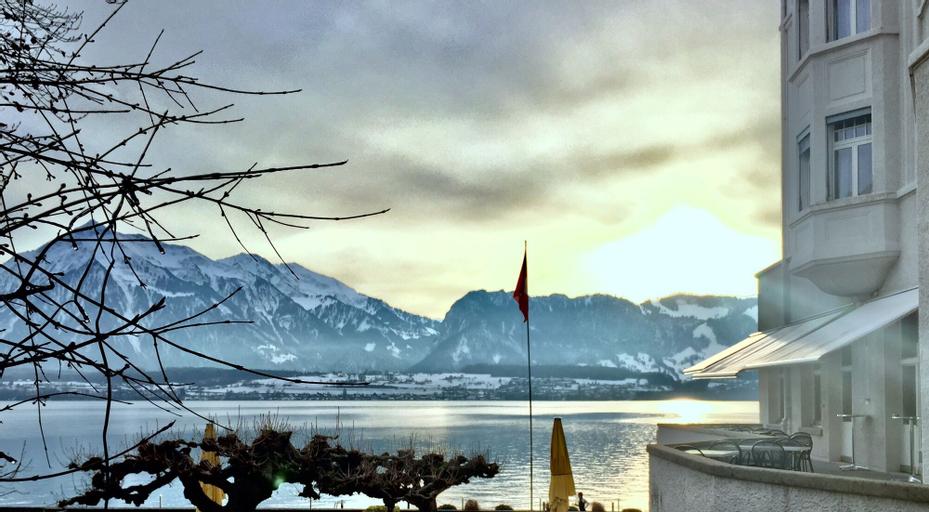 Hotel Restaurant Bellevue au Lac (Pet-friendly), Thun
