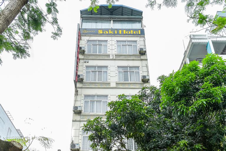 OYO 210 Saki Hotel, Cầu Giấy