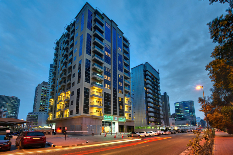 Class Hotel Apartments,