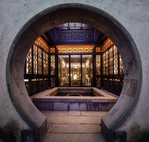 Uin Oriental Hotel, Wuxi