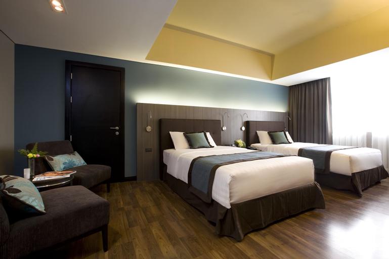 F1 Hotel Manila, Makati City