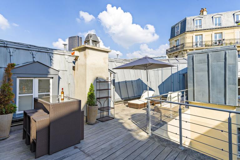 Hôtel Korner Montparnasse, Paris