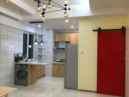 Le Zhu Hot Spring Sea View Apartment, Tieling