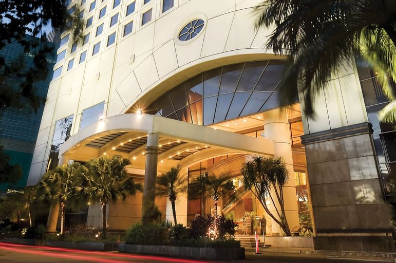 Crowne Plaza Hotel Jakarta, South Jakarta