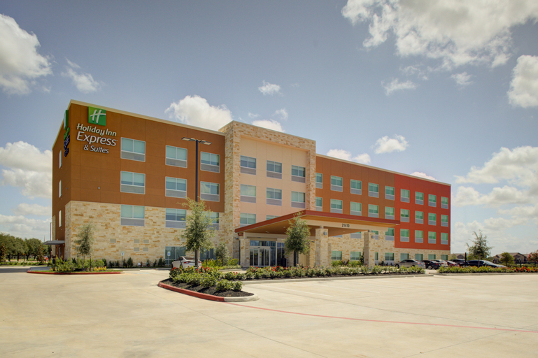 Holiday Inn Express & Suites Houston NW - Cypress Grand Pky, Harris