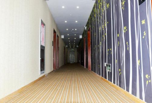Jun Yi Chain Hotel Wu Xi Hui Shan Qu Yu Qi Zhen Zhong Road Branch, Wuxi