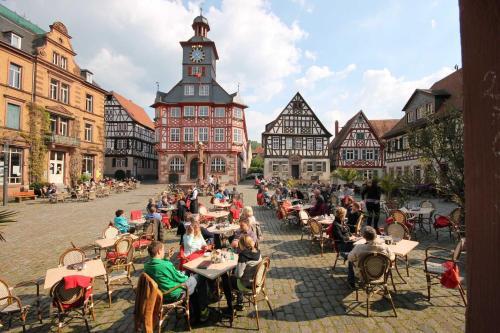 Ferienwohnung Starkenburgweg, Bergstraße