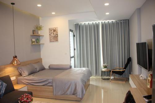 The Apartment near Bui Vien Street nice view, Quận 4