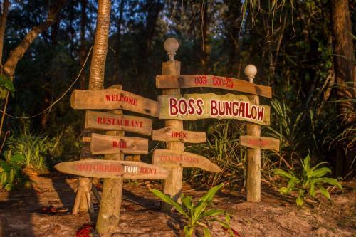 Boss bungalow, Nua Khlong