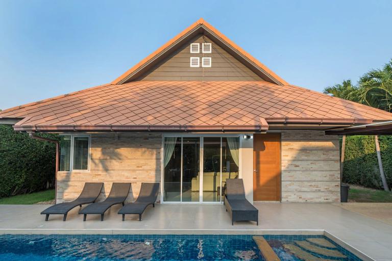 AnB Poolvilla Grand Modern 3BR Jomtien, Bang Lamung