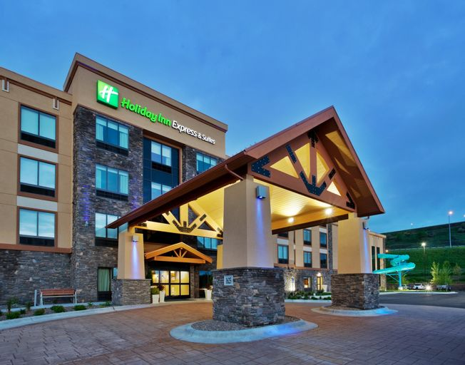 Holiday Inn Express Hotel & Suites Great Falls Sou, Cascade
