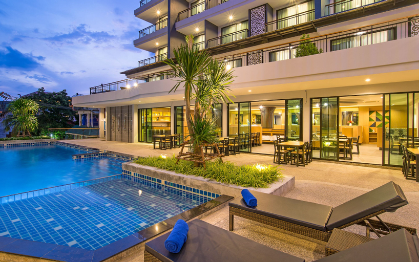 AVA Sea Resort, Muang Krabi