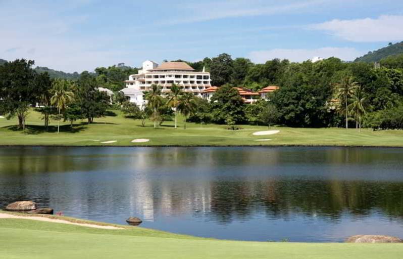 The Green Golf Residence, Pulau Phuket