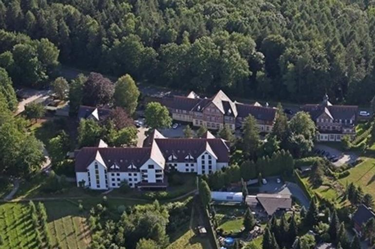 Gästehäuser im Bethlehemstift, Zwickau