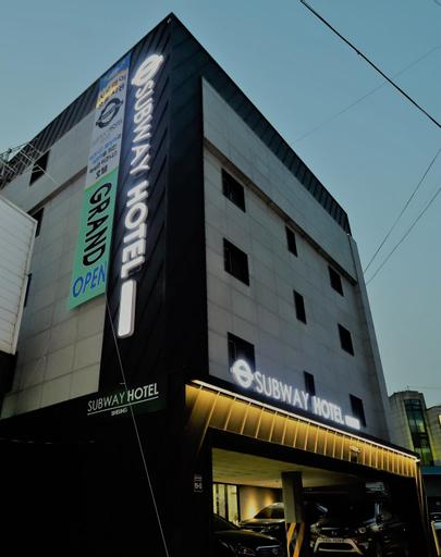 SUBWAY HOTEL, Siheung