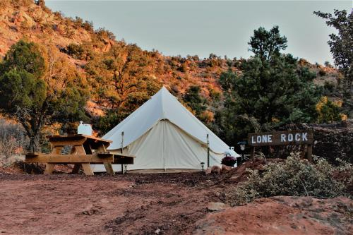 Zions View Camping, Mohave