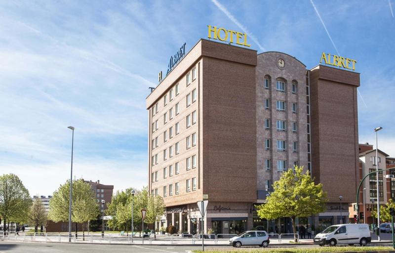 Hotel Albret, Navarra