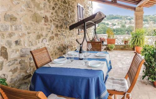 Three-Bedroom Holiday Home in Baschi -TR-, Terni