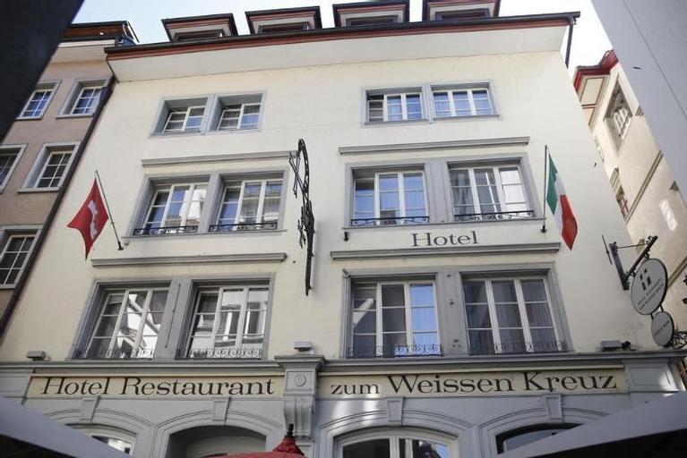 Zum Weissen Kreuz, Luzern