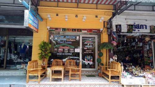 Thai Love Cafe & Hostel, Ratchathewi