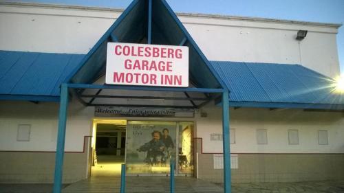 Colesberg Garage Motor Inn, Pixley ka Seme