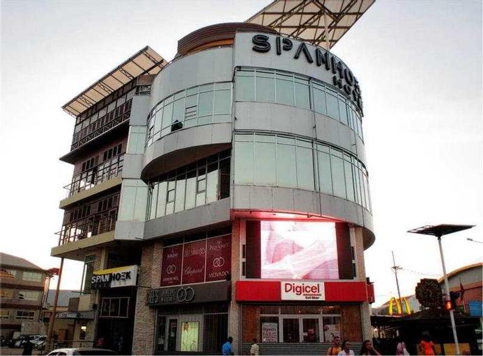 Spanhoek Boutique Hotel, Rainville