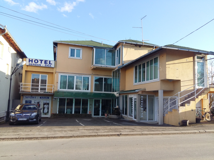 Djerdan Hotel, Kraljevo