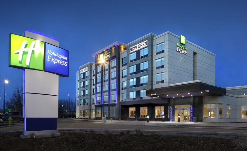 Holiday Inn Express North Red Deer, Division No. 8