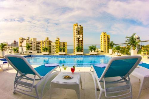 Hotel Tayrona del Mar, Santa Marta (Dist. Esp.)