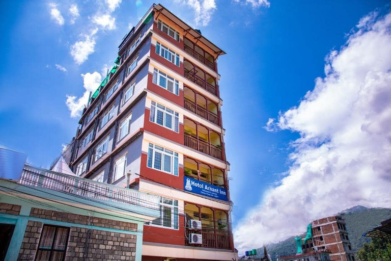 OYO 163 Hotel Arhant Inn, Gandaki