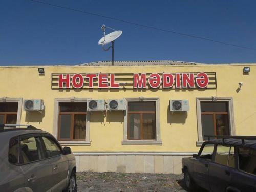 Medine Hotel, Ağstafa