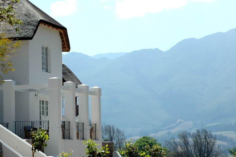 Le Franschhoek Hotel and Spa, Cape Winelands