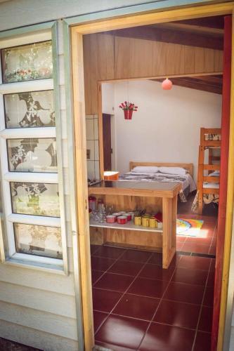 Habitacion con cocina y bano privado, Cautín