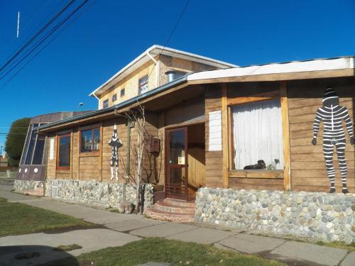 Casa Hain, Magallanes