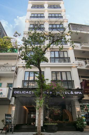 Delicacy Central Hotel & Spa, Hoàn Kiếm