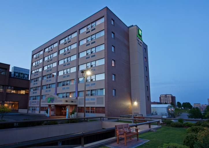 Holiday Inn Express Saint John Harbour Side, Saint John