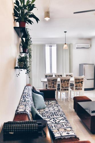 Central Garden Apartment, Quận 1