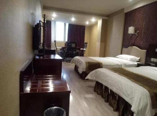 JUNYI Hotel Sichuan Neijinag Zhong District Daqian, Neijiang