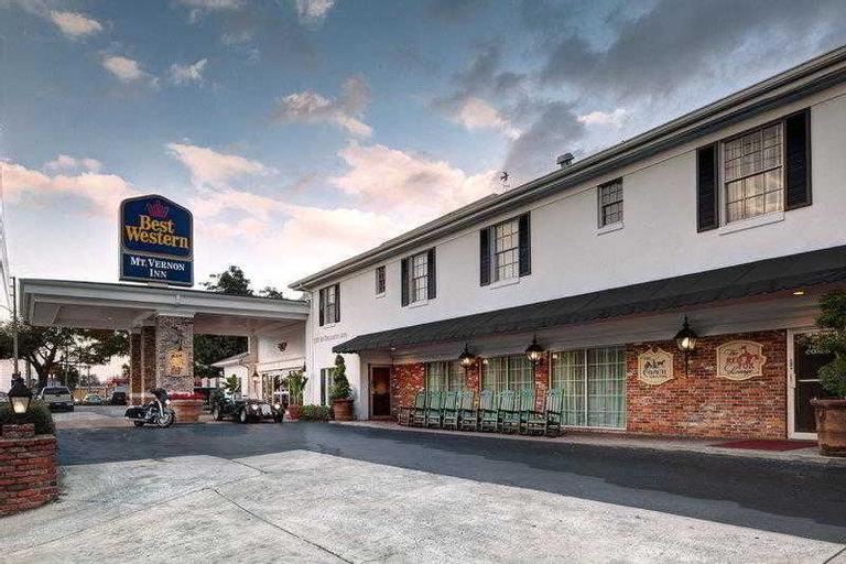 Best Western Mt. Vernon Inn, Orange