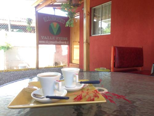Alojamiento Valle Verde, Maipo