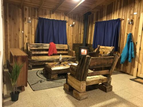 Refugio Araucano, Cautín